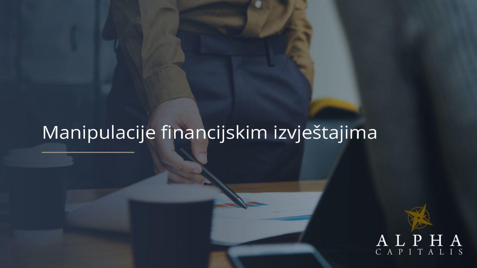 Financijski izvještaji s dvojnim datumima