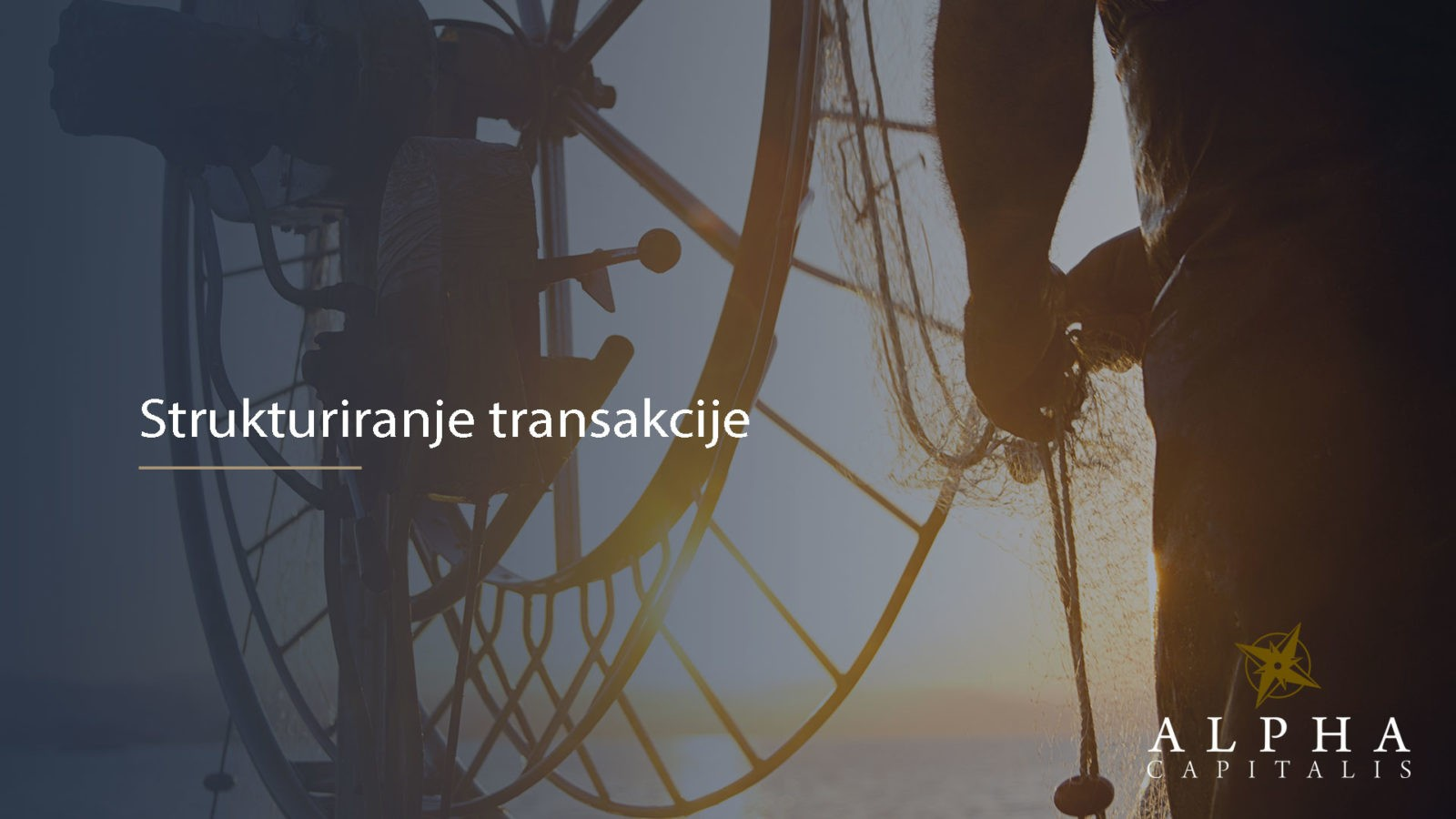 Strukturiranje transakcije 2018 12 13 - Strukturiranje transakcije