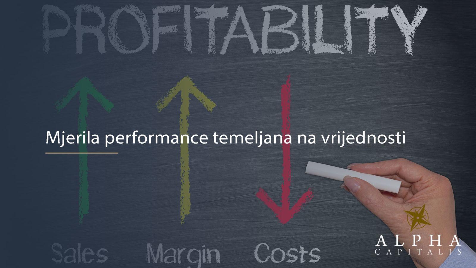 Mjerila performance 2019 05 23 - Mjerila performanci temeljena na vrijednosti