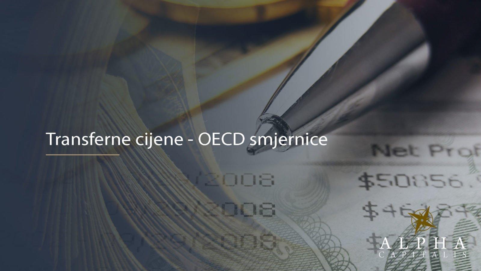 Transferne cijene 2019 05 02 - Transferne cijene - OECD smjernice