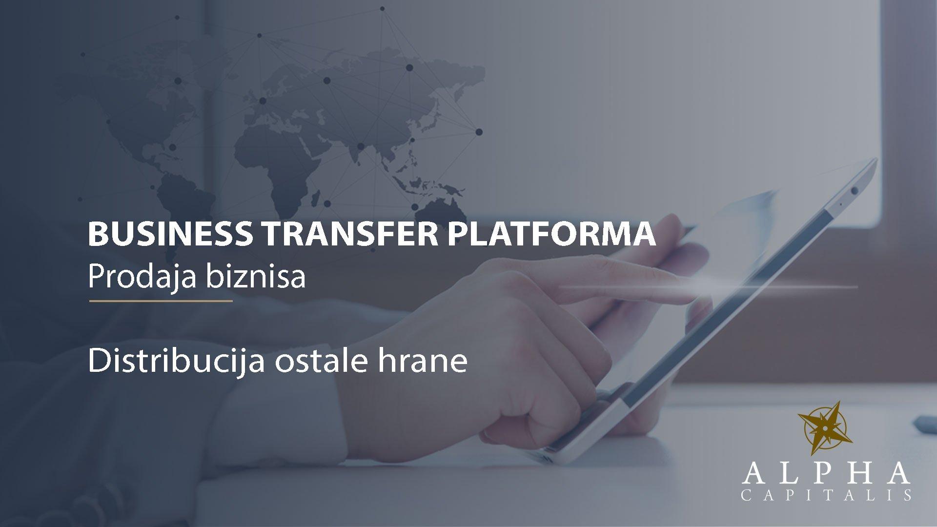 Business-transfer-platforma-distribucija-ostale-hrane