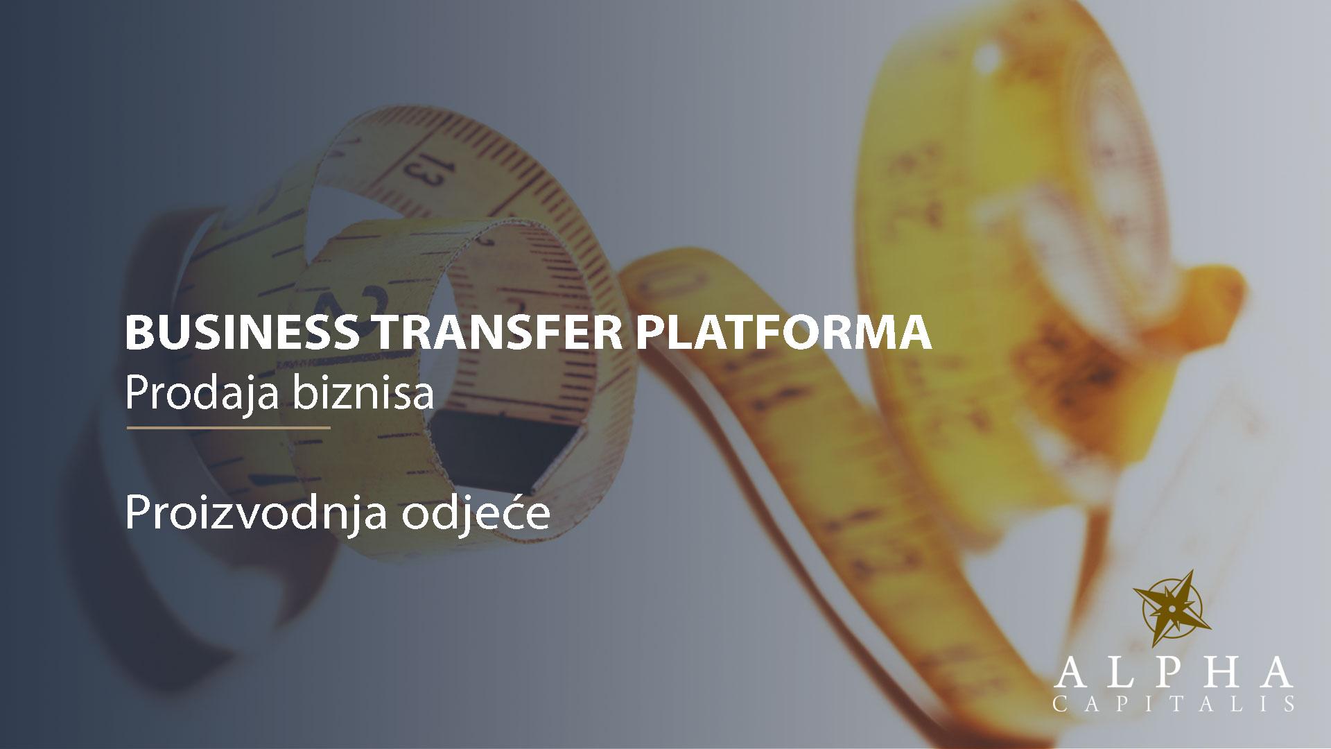 Business-transfer-platforma-prodaja-biznisa-odjeća