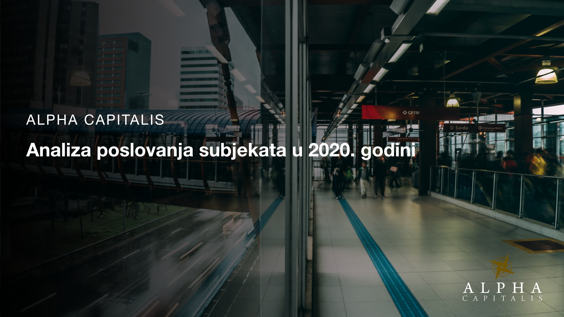 Analiza poslovanja subjekata u 2020. godini